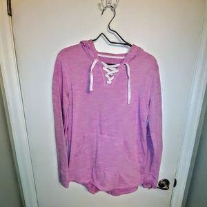 Purple/Lavendar Tunic Sweatshirt